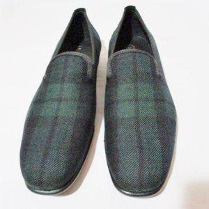 NEW NWT ALEXANDER MCQUEEN BLACKWATCH TARTAN Shoe